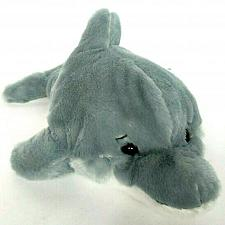 Buy Ganz Webkinz Gray Bottlenose Dolphin Plush Stuffed Animal NO CODE 10.5""