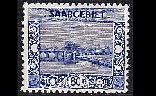 Buy GERMANY Saar [1921] MiNr 0062 ( **/mnh )
