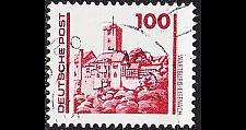 Buy GERMANY DDR [1990] MiNr 3350 ( OO/used ) Architektur