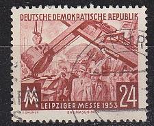 Buy GERMANY DDR [1953] MiNr 0380 ( OO/used )