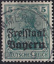 Buy GERMANY Bayern Bavaria [1919] MiNr 0138 ( O/used )