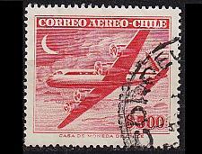 Buy CHILE [1955] MiNr 0503 ( O/used ) Flugzeuge