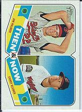 Buy Palmer / Kluber 2018 Topps Heritage Then & Now