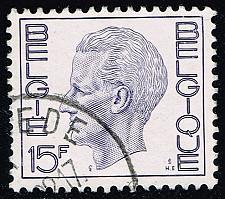 Buy Belgium #769 King Baudouin; Used (0.25) (4Stars) |BEL0769-03XRS