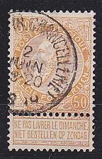 Buy BELGIEN BELGIUM [1893] MiNr 0057 ( O/used )