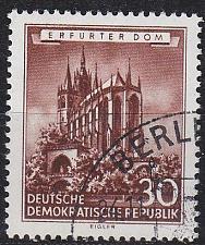 Buy GERMANY DDR [1955] MiNr 0495 ( O/used ) Bauwerke