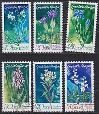 Buy GERMANY DDR [1970] MiNr 1563-68 ( OO/used ) Blumen
