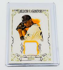 Buy MLB TYSON ROSS SAN DIEGO PADRES 2015 TOPPS ALLEN & GINTER GAME-WORN JERSEY MNT