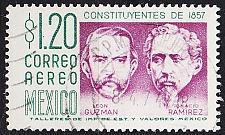 Buy MEXICO [1956] MiNr 1066 Xy ( O/used )