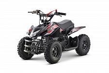 Buy Gas Powered 4 Stroke 40CC Red Kids Boys Girls Four Wheeler Ride On Mini Quad ATV