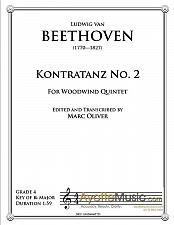 Buy Beethoven - Kontratanz No. 2