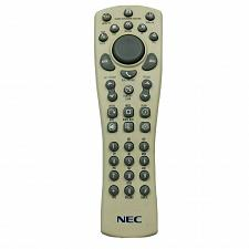 Buy Genuine NEC CD Phone Mouse Remote Control 158-052122-000 Tested and Works
