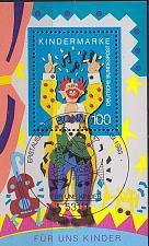 Buy GERMANY BUND [1993] MiNr 1695 Block 27 ( Sonder-O/used )