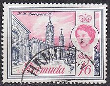 Buy BERMUDA [1962] MiNr 0174 Y ( O/used ) Architektur