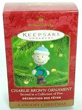 Buy Hallmark Keepsake Christmas Ornament Charlie Brown A Snoopy Christmas