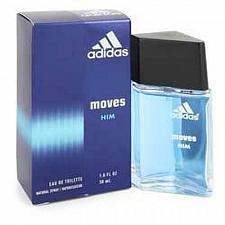 Buy Adidas Moves Eau De Toilette Spray By Adidas