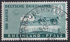 Buy GERMANY Alliiert Franz. Zone [RheinlPfalz] MiNr 0049 ( O/used ) [02]