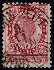 Buy Austria #64 Emperor Franz Josef; Used (2Stars) |AUT0064-01XRP