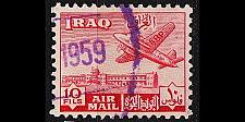 Buy IRAK IRAQ [1949] MiNr 0152 ( O/used ) Flugzeug