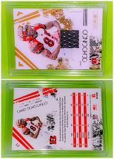 Buy NFL Chad Johnson Cincinnati Bengals 2009 Panini Game-worn Jersey Relic Mint