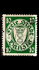 Buy GERMANY REICH Danzig [1937] MiNr 0272 D ( OO/used )