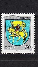 Buy GERMANY DDR [1985] MiNr 2937 ( OO/used ) Wappen