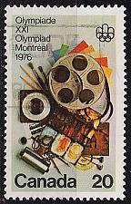 Buy KANADA CANADA [1976] MiNr 0621 ( O/used ) Olympiade