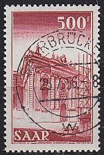 Buy GERMANY Saar [1952] MiNr 0337 ( O/used )