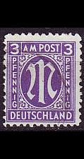 Buy GERMANY Alliiert AmBri [1945] MiNr 0017 b A ( O/used )