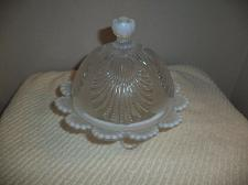 Buy French Opalescent Butter Dome