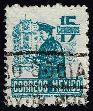 Buy Mexico #825 Postman; Used (0.25) (2Stars) |MEX0825-06XRS