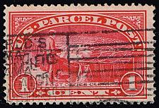 Buy US #Q1 Post Office Clerk; Used (2Stars) |USAQ01-05XRP