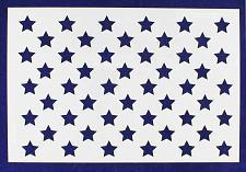 "Buy 50 Star Field Stencil 14 Mil -10 1/2""H x 16""W - Painting /Crafts/ Templates"