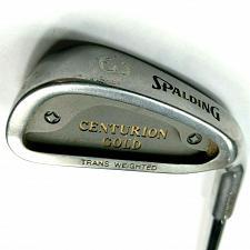 Buy Spalding Centurion Gold 3 Iron Right Hand Flex Steel Golf Club