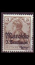 Buy GERMANY REICH Kolonien [Marokko] MiNr 0046 ( O/used )