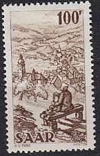 Buy GERMANY Saar [1949] MiNr 0288 ( */mh )