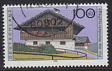 Buy GERMANY BUND [1995] MiNr 1822 ( O/used ) Bauwerke
