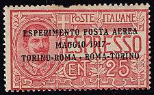 Buy Italy #C1 Victor Emmanuel III; Unused (24.00) (1Stars) |ITAC001-01