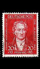 Buy GERMANY Alliiert AmBri [1949] MiNr 0109 ( O/used )