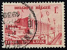 Buy Belgium #319 Water Exhibition Buiildings; Used (0.30) (2Stars) |BEL0319-03XRS