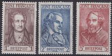 Buy GERMANY Alliiert Franz. Zone [Allgemein] MiNr 0011-13 ( **/mnh )