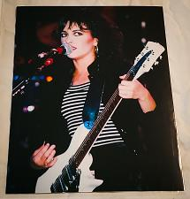 Buy Rare SUZANNE HOFF BANGLES Music Superstar 8 x 10 Promo Photo Print