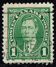 Buy Canada #231 King George VI; Used (3Stars)  CAN0231-14