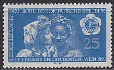 Buy GERMANY DDR [1959] MiNr 0706 ( **/mnh )