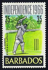 Buy Barbados #292 Garfield Sobers - Cricket; MNH (3Stars) |BAR0292-01