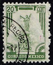 Buy Mexico #846 Independence Monument; Used (2Stars) |MEX0846-02XRS