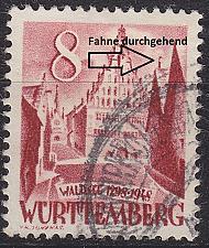 Buy GERMANY Alliiert Franz. Zone [Württemberg] MiNr 0032 y I ( O/used ) [01]