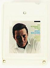 Buy The Wonderful World Of Andy Williams (8-Track Tape, LEA 10001)