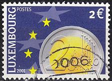 Buy LUXEMBURG LUXEMBOURG [2001] MiNr 1549 ( O/used )
