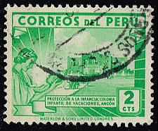 Buy Peru **U-Pick** Stamp Stop Box #158 Item 49 |USS158-49
